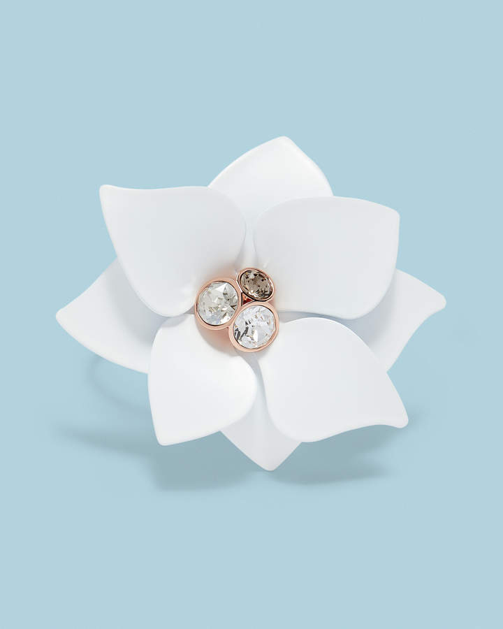 Ted Baker JESIIEN Jewelled blossom cuff