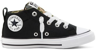 Converse Kids Chuck Taylor All Star Street Archive Camo Trainers