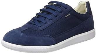 Geox Men's U Keilan B Low-Top Sneakers