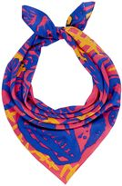 Tate Oblong scarves