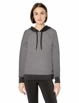 Calvin Klein Women's Raglan Sleeve Pullover Hoodie