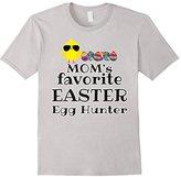 Men's Easter Outfit Shirt Boys Girls Moms Favorite Egg Hunter 2XL