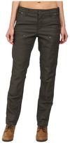 Carhartt Slim Fit Double-Front Canvas Dungaree Jeans Women's Jeans