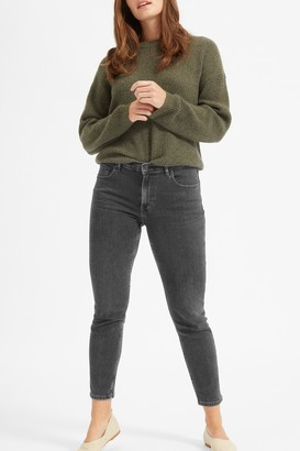 Everlane The Mid Rise Skinny Jeans