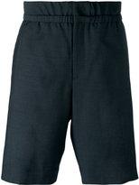 Wooyoungmi tailored shorts - men - Mohair/Wool - 44