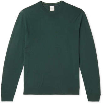 Paul Smith Slim-Fit Merino Wool Sweater