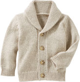 Osh Kosh Oshkosh Long Sleeve Cardigan- Baby Boys