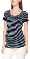 Esprit Women's Nursing Ss Yd Maternity T-Shirt,12 (Manufacturer Size: M)