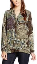 Seidensticker Women's Fashion-Bluse 1/1-Lang Blouse,44 (EU)
