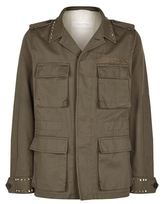 Valentino Studded Caban Jacket