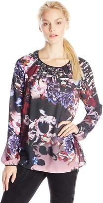 Clover Canyon Sportswear Women's Poetic Petals Top