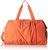 Baggallini BG by Step To It Duffel Tangerine Tote Bag