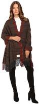 Vivienne Westwood Chevron Throw Scarves