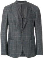Z Zegna classic fitted blazer