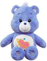 Care Bears Medium Plush with DVD - Day Dream Bear