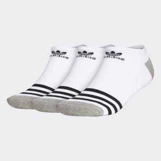 adidas Roller No-Show Socks 3 Pairs