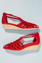 Jeffrey Campbell Kithira Micro Wedge Sandals