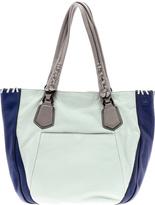 DR Yany Light Blue Leather Bag