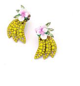 Elizabeth Cole Gone Bananas! Earrings