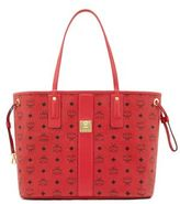 MCM Liz Large Reversible Visetos Shopper Tote