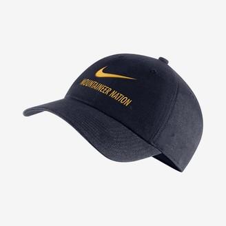 Nike Cap College Heritage86 (West Virginia)