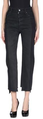 Vetements Denim trousers