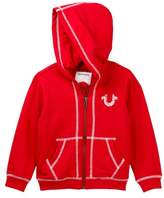 True Religion Shoe String Hoodie (Toddler & Little Boys)