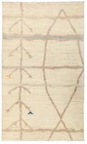 "Solo Rugs Moroccan Area Rug, 4'1"" x 6'9"""