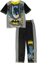 Komar Kids Batman Black & Gray Pajama Set - Boys