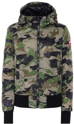 Canada Goose Dore camouflage hoodie