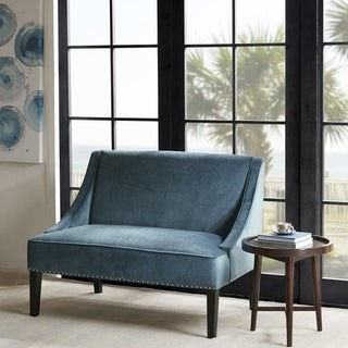 Madison Home USA Calla Swoop Arm Settee