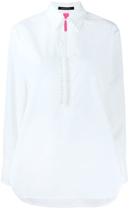 Y's Pearl Button Shirt