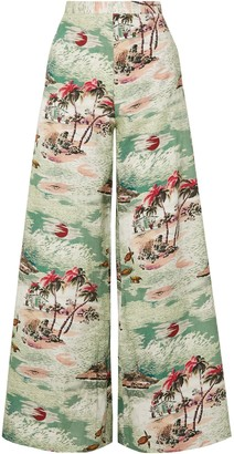 Miguelina Casual pants