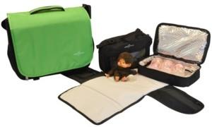Obersee Madrid Diaper Backpack