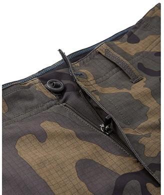 Billabong Combat Bottle Opener Submersible (Army Camo) Men's Shorts