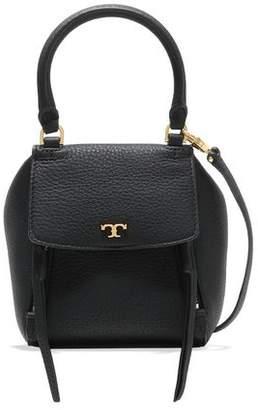 Tory Burch Pebbled-leather Shoulder Bag
