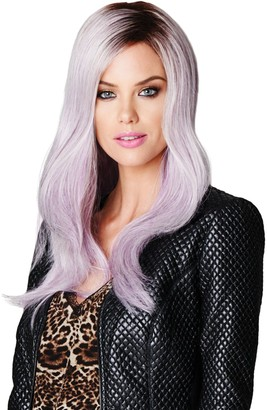 Hairdo. by Jessica Simpson & Ken Paves Fantasy Lilac Frost Wig