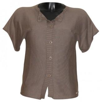 Chloé Brown Cotton Knitwear for Women