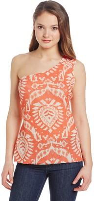 Sweet Pea Women's One-Shoulder Twist Top