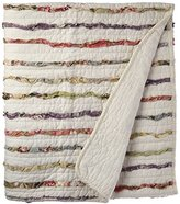 Greenland Home Bella Ruffle Throw