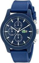 Lacoste Men's 2010824 12.12 Analog Display Japanese Quartz Watch