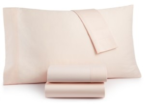 Lucky Brand Closeout! Homegrown Cotton 300-Thread Count 4-Pc. California King Sheet Set, Created for Macy's Bedding