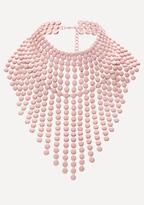 Bebe Fringe Necklace