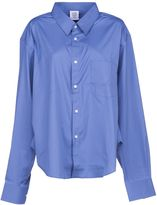 Vetements Classic Shirt