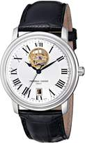 Frederique Constant Men's FC315M4P6 Persuasion Analog Display Swiss Automatic Black Watch