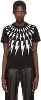 Neil Barrett Black Thunderbolt T-shirt