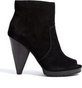 Black Suede Codie Ankle Boots