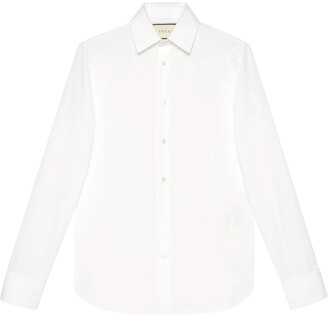 Gucci Classic Long Sleeve Shirt