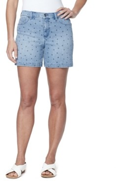 Gloria Vanderbilt Women's Amanda Denim Shorts