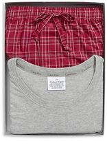 Calvin Klein Holiday Two-Piece Boxed Pyjama Set